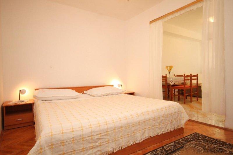 Slaapkamer, Oppervlakte: 2 m²