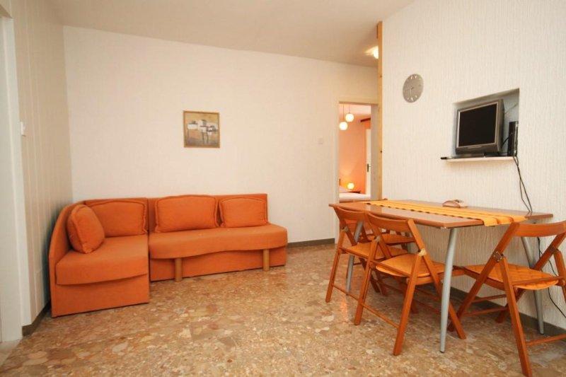 Sala de estar, de superfície: 6 m²