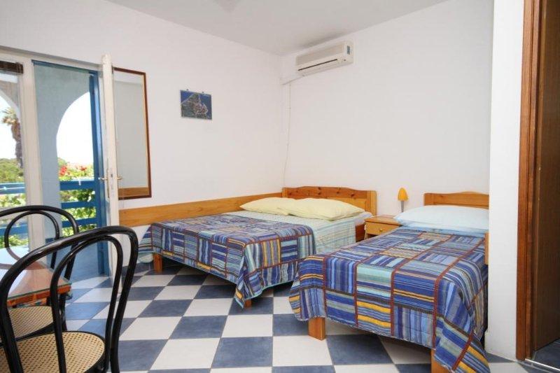 Chambre à coucher, Surface: 7 m²