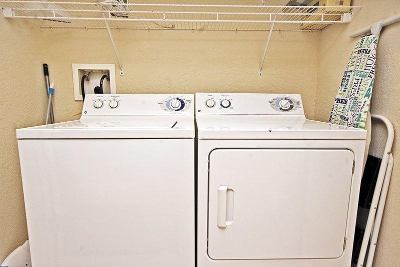 Tamaño de lavandería completa