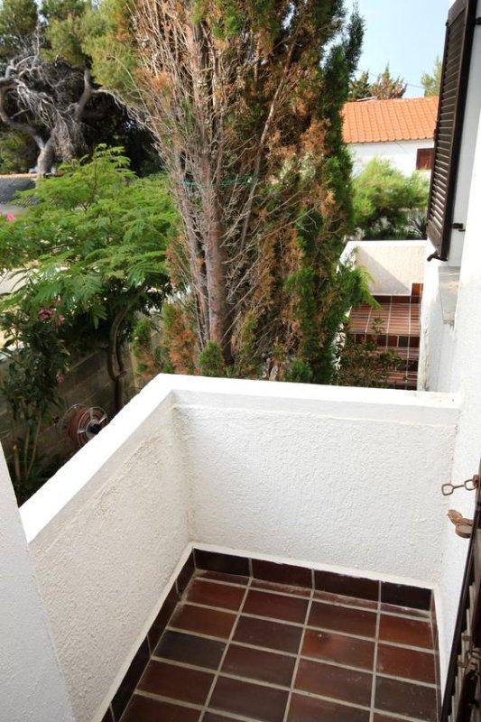 Balcone, Superficie: 1 m²