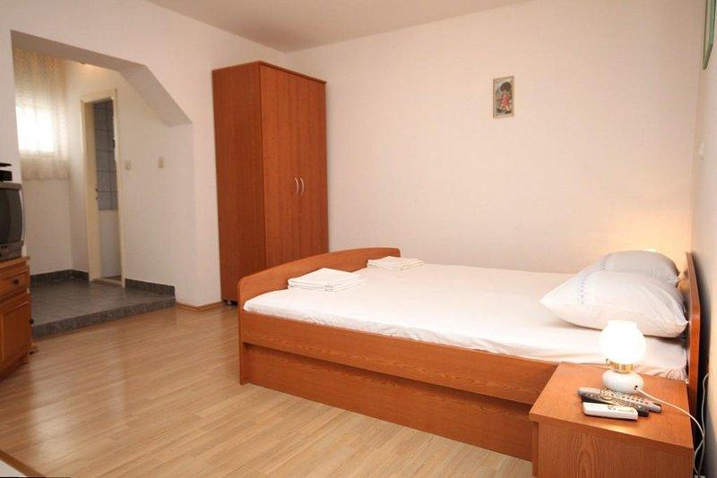 Schlafzimmer, Oberfläche: 18 m²