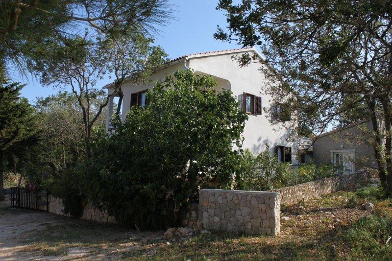 One bedroom apartment Potočnica, Pag (A-6338-a), location de vacances à Potocnica