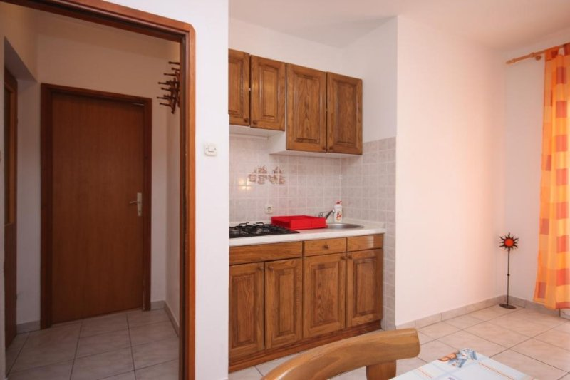 Küche, Oberfläche: 2 m²