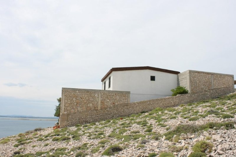One bedroom apartment Cove Smokvica, Pag (A-6314-a), casa vacanza a Vlasici