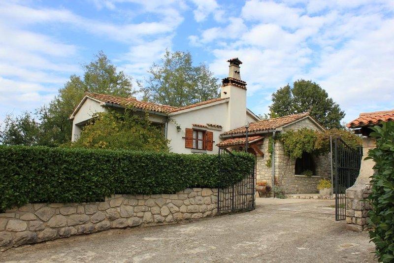 Three bedroom house Sveti Martin, Central Istria - Središnja Istra (K-7415), holiday rental in Ruzici