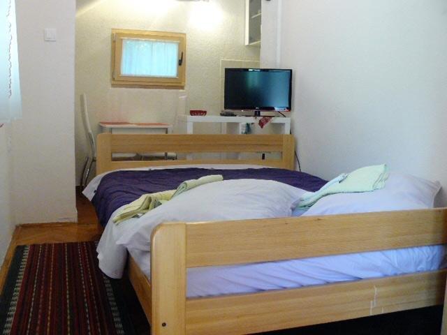 Dormitorio, superficie: 5 m²