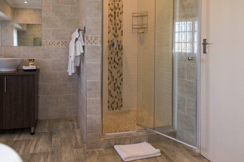 salle de bains Lion