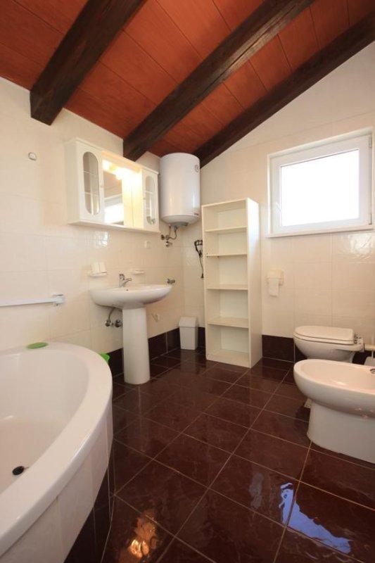 Salle de bains, Surface: 7 m²