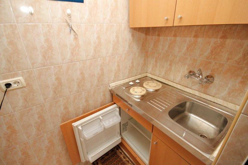 Küche, Oberfläche: 3 m²