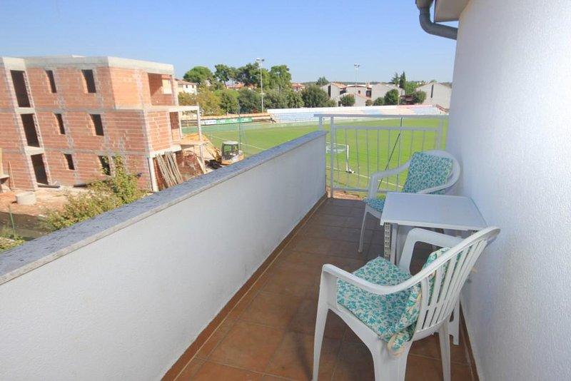 Balcon, Surface: 7 m²