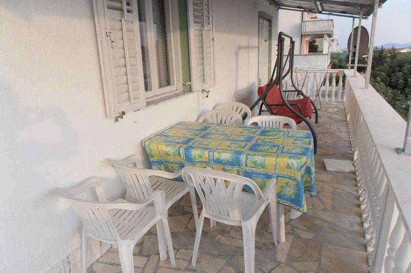 Krmcina Apartment Sleeps 6 with Air Con - 5461876, holiday rental in Sveti Petar na Moru