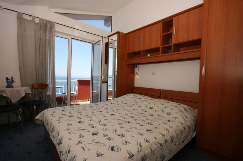 Dormitorio, Superficie: 9 m²