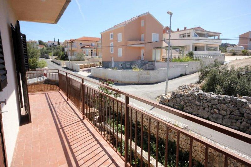 Balcony 3, Surface: 10 m²