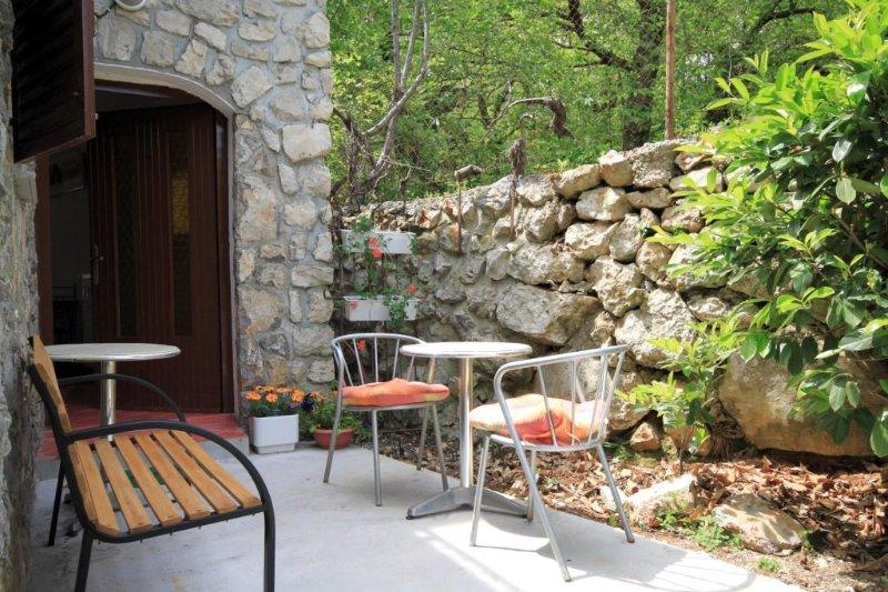 Terrasse, Surface: 7 m²