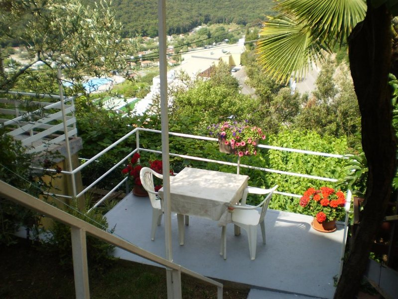 Terrace 2, Surface: 6 m²