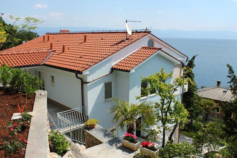 One bedroom apartment Mošćenička Draga, Opatija (A-7766-a), alquiler de vacaciones en Moscenicka Draga