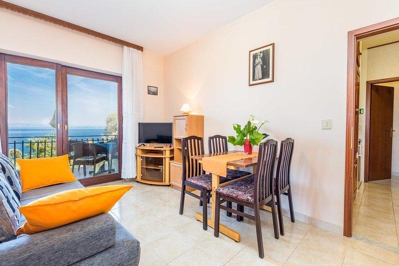 Sala de estar, de superfície: 12 m²