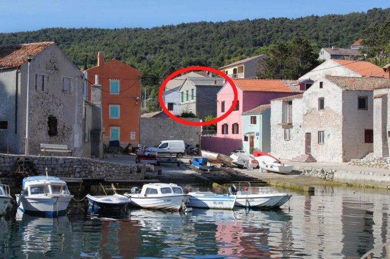 One bedroom apartment Veli Lošinj, Lošinj (A-8031-a), vacation rental in Veli Lošinj