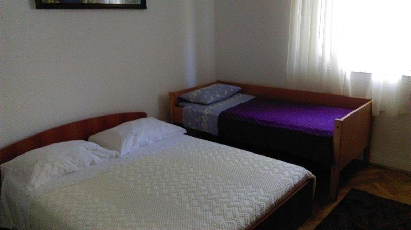 Dormitorio, Superficie: 17 m²
