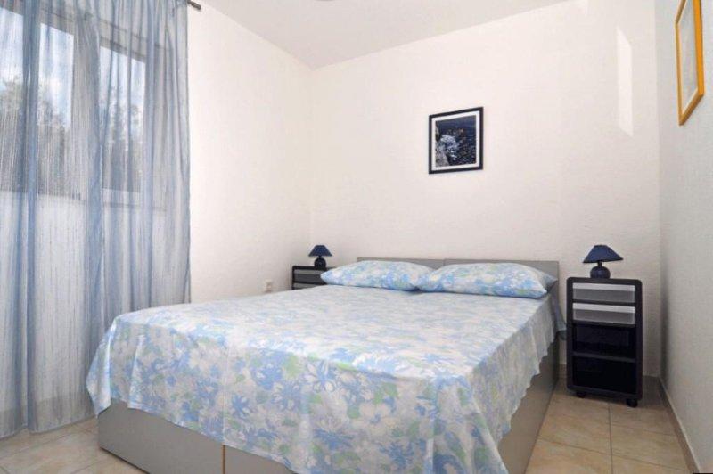 Dormitorio, Superficie: 8 m²
