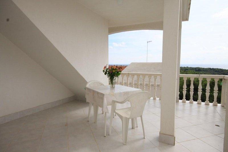 Terrace, Surface: 22 m²