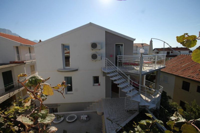 Studio flat Podaca, Makarska (AS-8536-a), location de vacances à Podaca