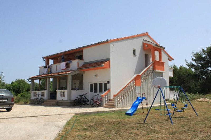 One bedroom apartment Pašman (A-8274-b), vacation rental in Pasman