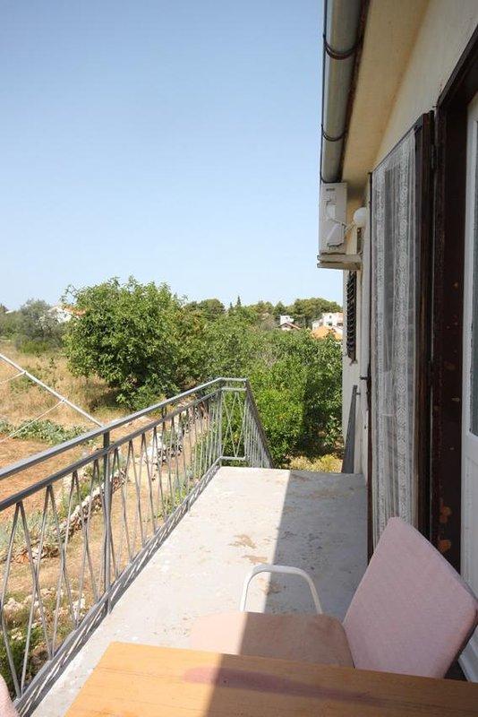 Balcon 2, Surface: 9 m²