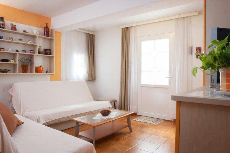 Wohnzimmer, Fläche: 15 m²