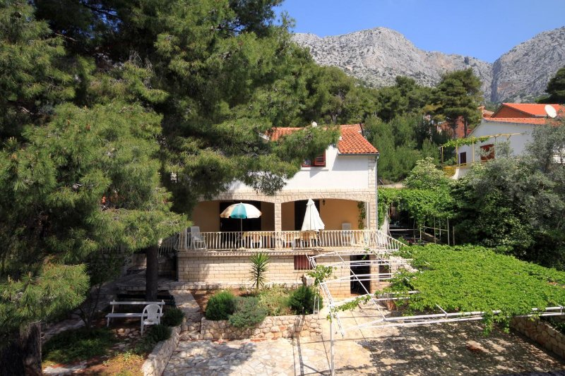 Two bedroom apartment Ivan Dolac, Hvar (A-8711-c), holiday rental in Ivan Dolac