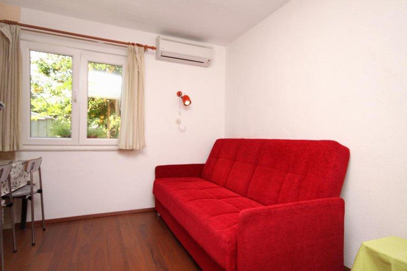 Sala de estar, de superfície: 4 m²