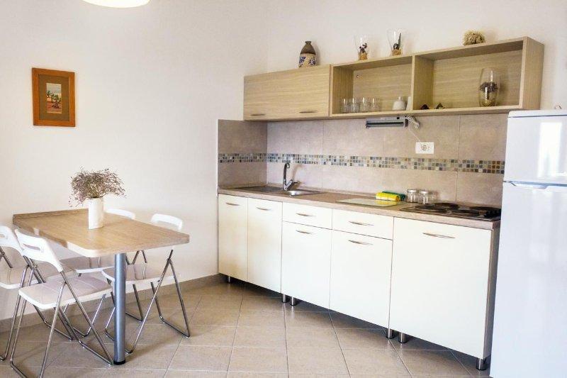 Cuisine, Surface: 5 m²