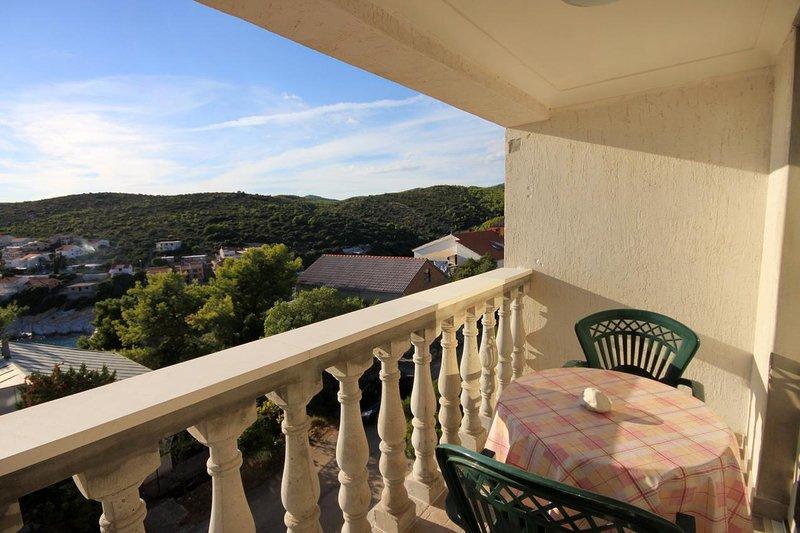 Balcon, Surface: 4 m²