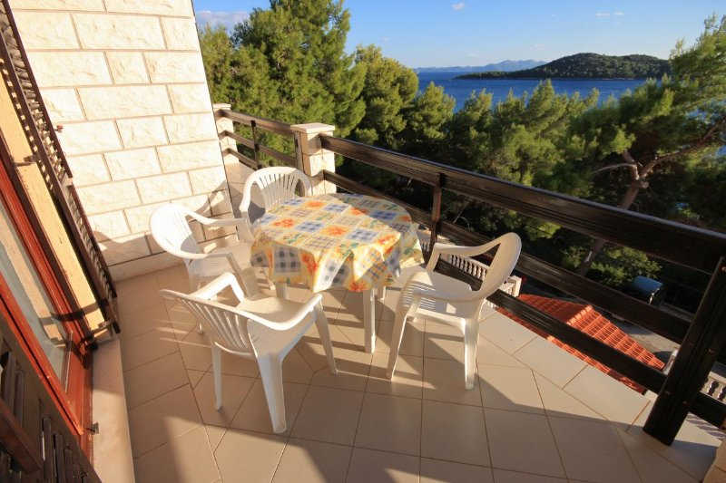 Prizba Apartment Sleeps 3 with Air Con - 5469364, holiday rental in Prizba
