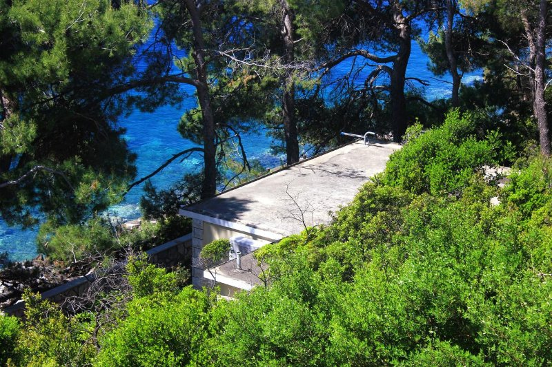 One bedroom house Prižba, Korčula (K-9472), holiday rental in Smokvica
