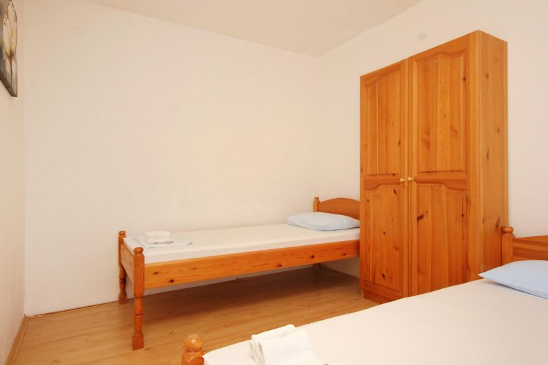 Dormitorio, Superficie: 13 m²