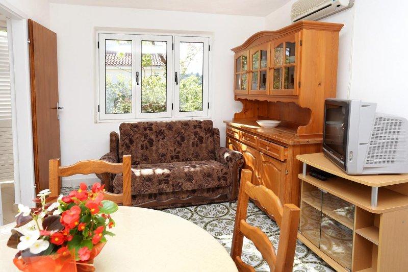Sala de estar, superficie: 6 m²