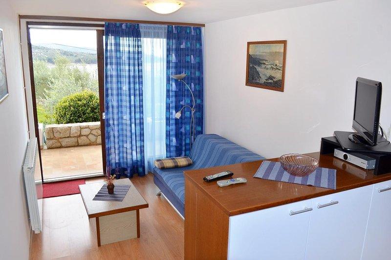 Wohnzimmer, Fläche: 10 m²