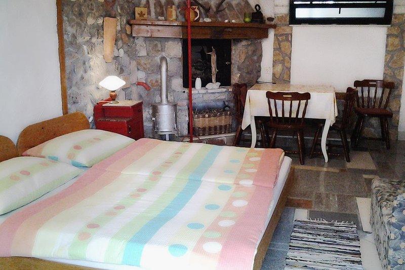 Schlafzimmer, Oberfläche: 16 m²