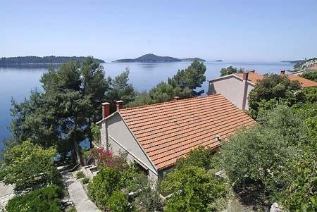 Two bedroom apartment Prižba, Korčula (A-11069-a), vacation rental in Smokvica