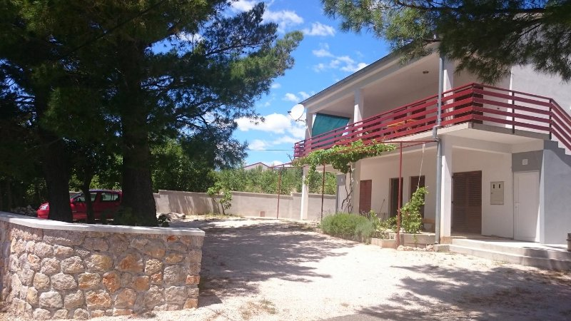 One bedroom apartment Seline, Paklenica (A-11197-b), holiday rental in Seline