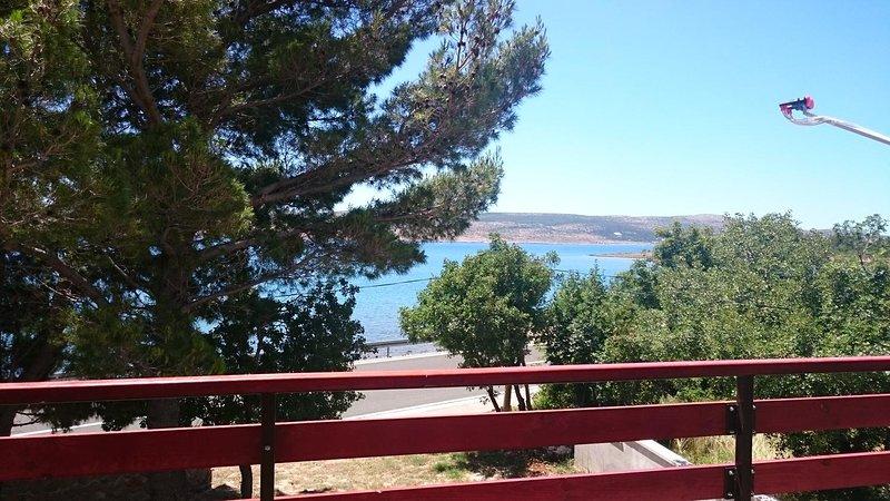 Provalija Apartment Sleeps 3 with Air Con - 5470324, holiday rental in Lovinac