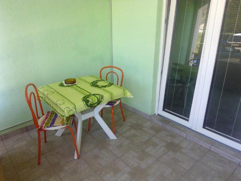 Balcone, Superficie: 7 m²
