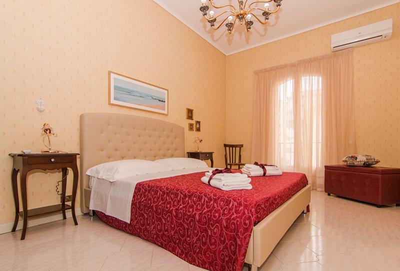 1 Quarto No. 1 cama de casal