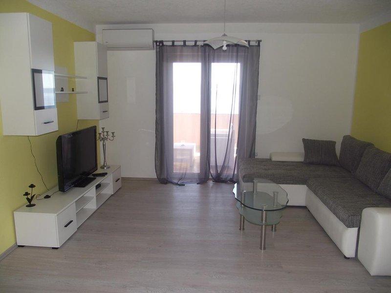 Sala de estar, de superfície: 18 m²