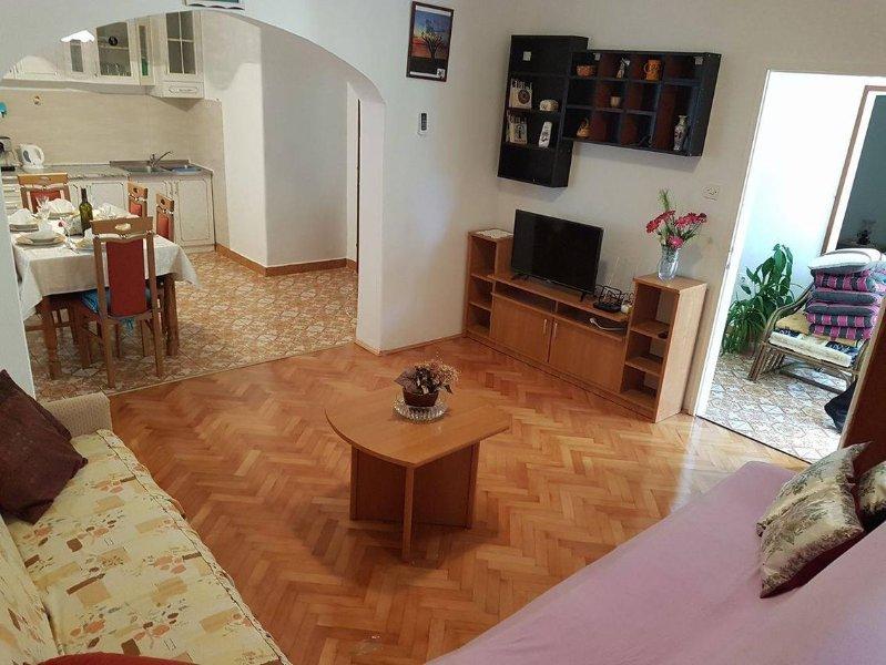 Sala de estar, de superfície: 15 m²
