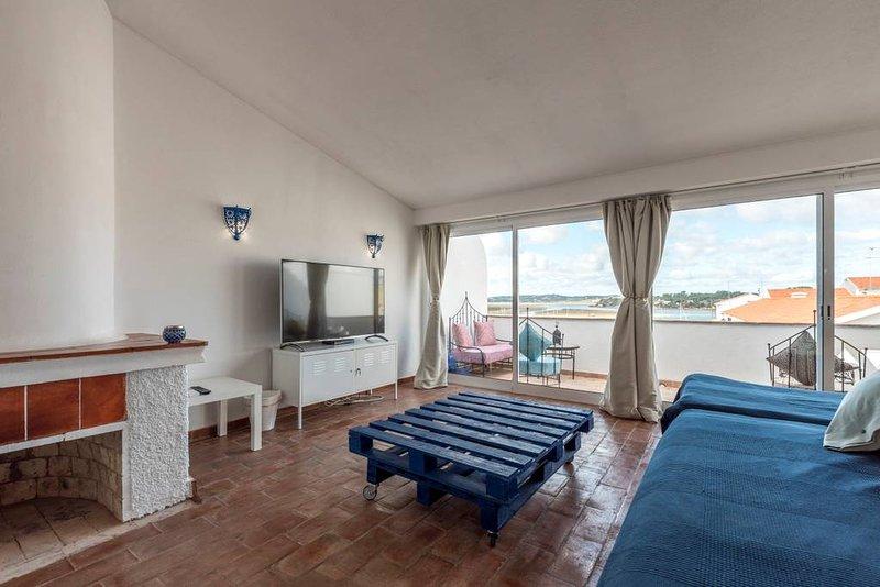 Open Space - Wohnzimmer - Betten