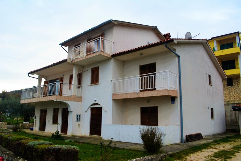 One bedroom apartment Kosi, Labin (A-11891-c), holiday rental in Ravni