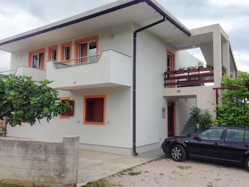 Three bedroom apartment Povile, Novi Vinodolski (A-12039-a), casa vacanza a Povile